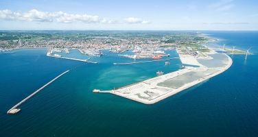 The port prepares another expansion