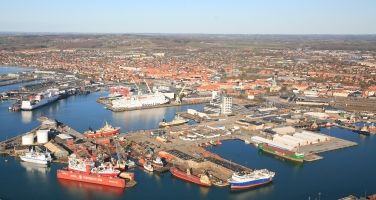 SOLID INTERIM RESULT FOR THE PORT OF FREDERIKSHAVN