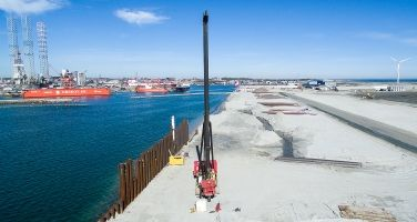 RAMMING OF SHEET AND PIPE PILING