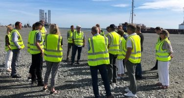 City council gained insight in the port expansion